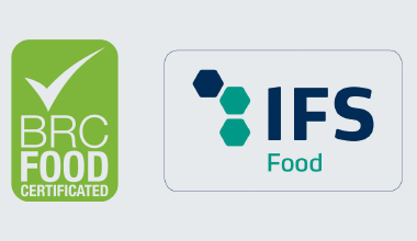 Brc Food - IFS Food