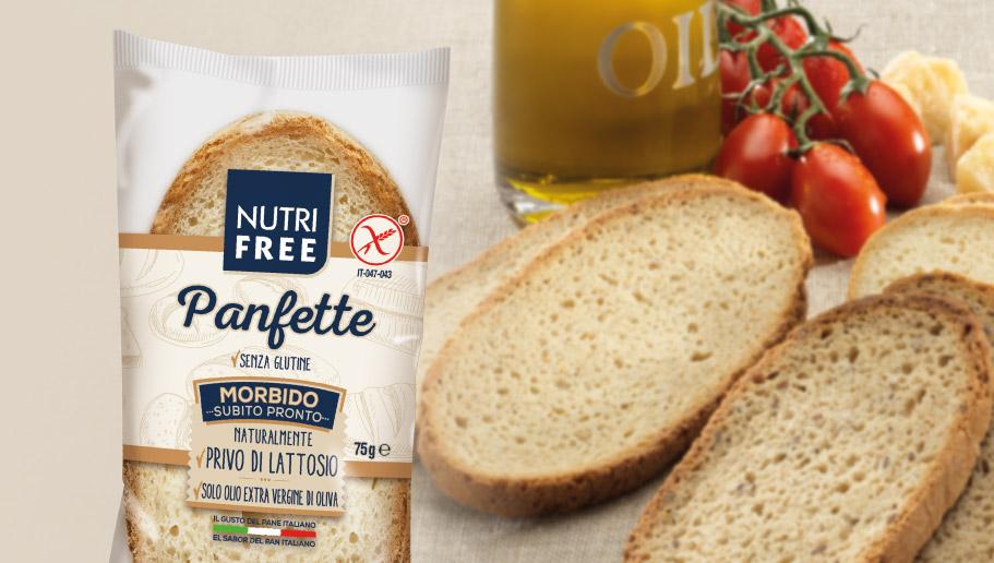 Monoporzione senza glutine