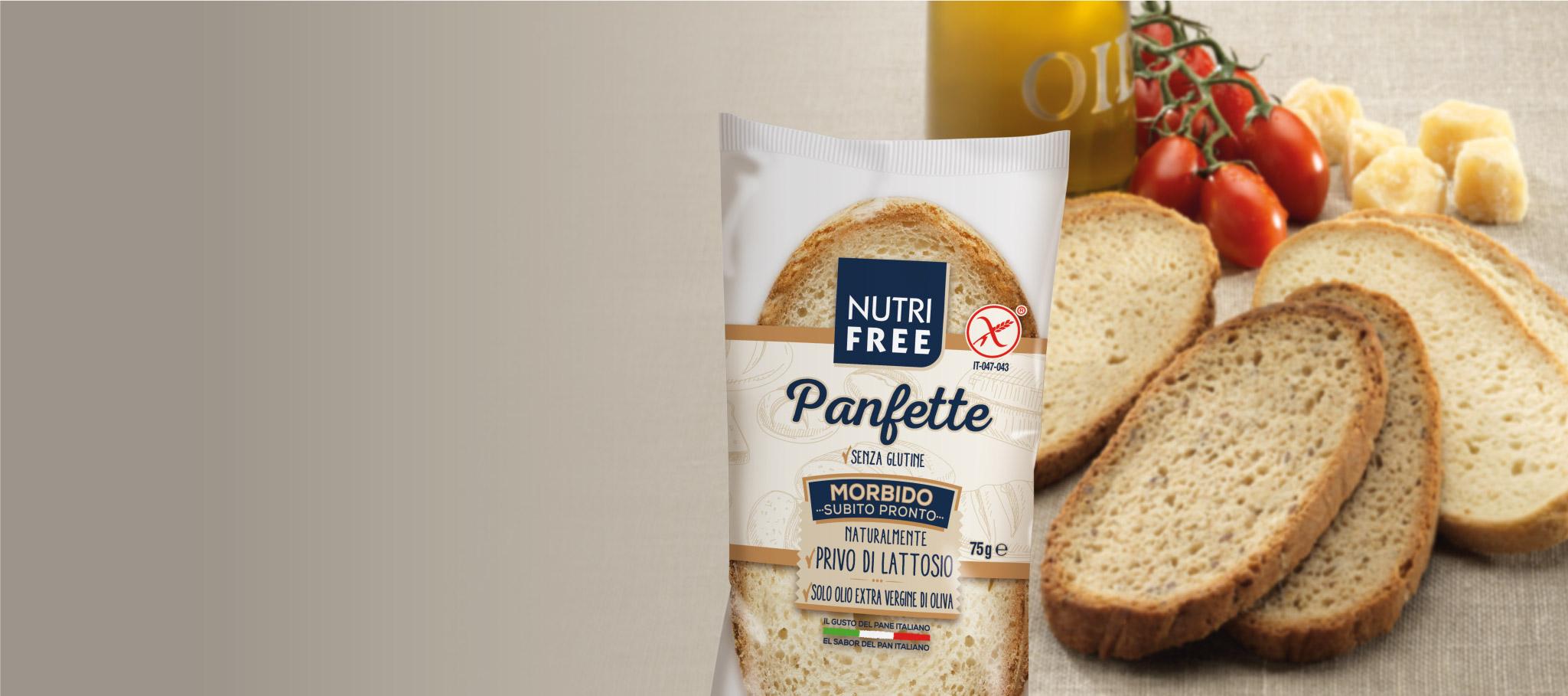 Panfette Nutrifree Food Service